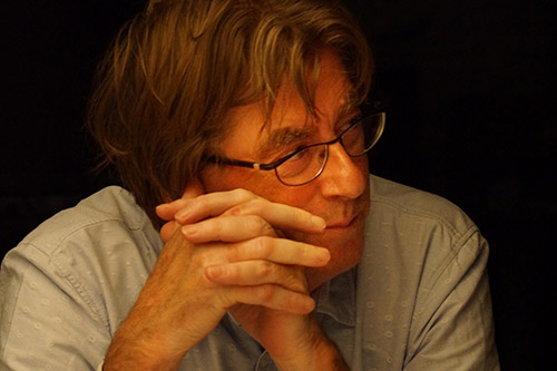 Even Voorstellen: Hans Van Ommeren