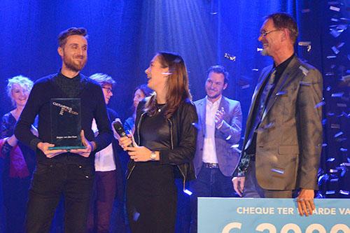 Winnaar Cultuurprijs Woerden 2015